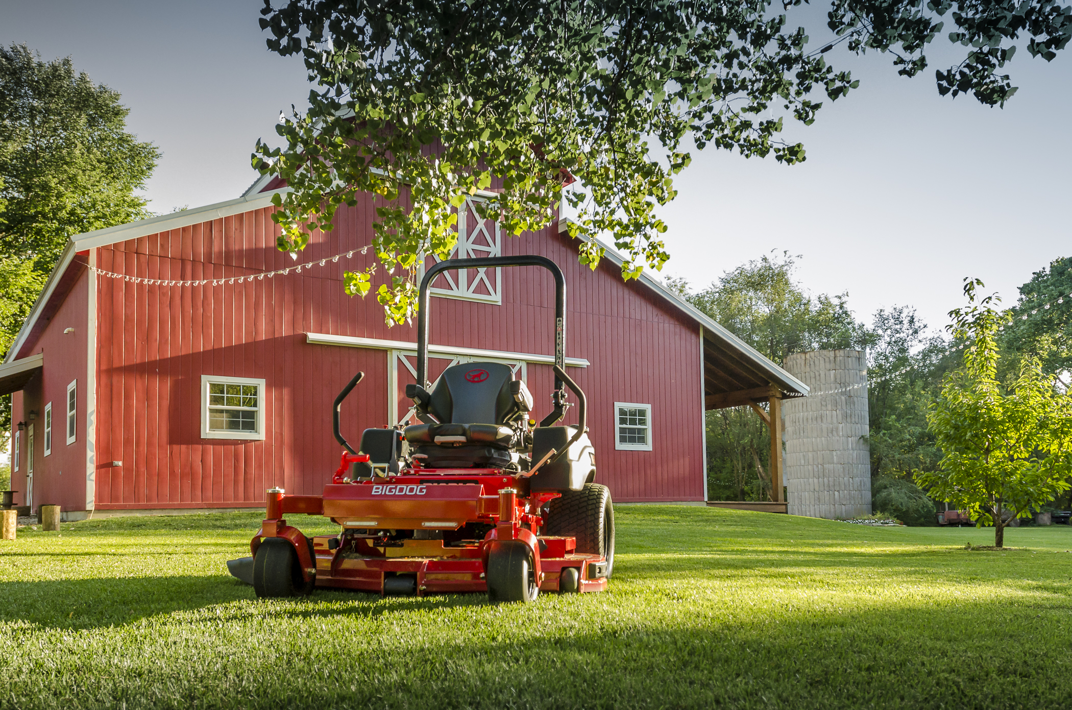 BigDog Mower Co  reflects on its evolution during its 10th