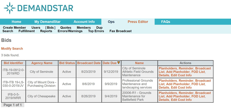 DemandStar simplifies finding government work for landscapers