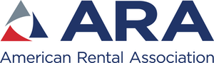 ARA logo for the American Rental Association