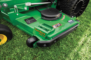 JD Fastback PRO Rear-Discharge Mower Deck with 72-inch cutting width for zero-turn mower