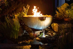 Aquascape Fire and Water Spillway Bowl