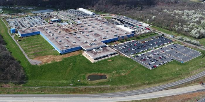 Doosan Bobcat Manufacturing Facility Statesville North Carolina.png