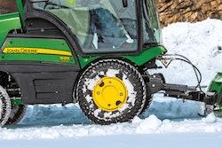 john deere snow removal equipment