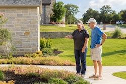 customer planting team inspection